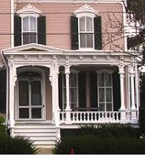 New Houses That Look Like Old Houses Porch Railing Height Building Code Vs Curb Appeal