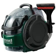 tackling carpet mold with a bissell carpet cleaner