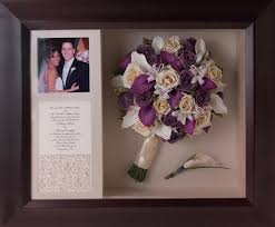 wedding wishes keepsake shadow box best 25 bouquet shadow box ideas on preserve bouquet