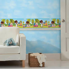 Download Children Wallpaper Border Gallery - Wall borders for kids rooms