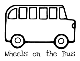 preschool coloring pages bus redcabworcester
