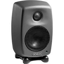 black friday studio monitors genelec 8010 bi amplified active monitor black single 8010apm