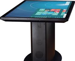 Touch Screen Coffee Table by Touch Tables And Multitouch Coffee Tables