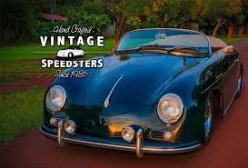 porsche speedster kit car vintage speedsters 356 and speedsters 356 and speedsters
