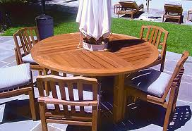 Teak Table And Chairs Teak Patio Furniture Cal Preserving