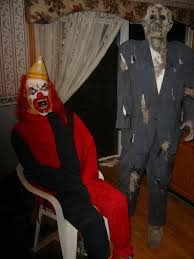 other scary clown props help