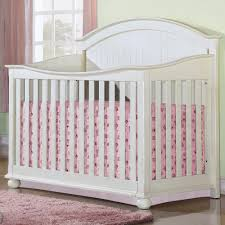 Convertible Crib Bed Creations Southport Collection Convertible Crib W Guard Rail