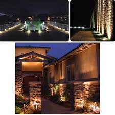 Landscape Flood Light by 12v Led Landscape Lights Stair 12v Led Landscape Lights In