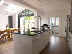 Kitchen Diner Extension Ideas Beautiful Open Space And Opens Up To The Backyard As Well Love