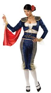 Halloween Costumes Spanish Dancer Premier Bolero Beauty Matador Costume Mexican Spanish