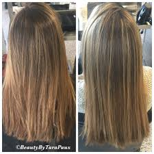 best toner for highlighted hair before and after tsection highlights and toner highlights