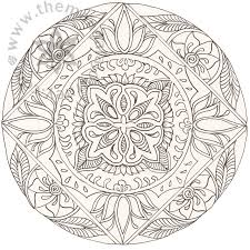 printable art work art line mandalas and tagged birth art