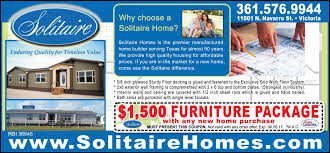 solitaire homes single wide floor plans