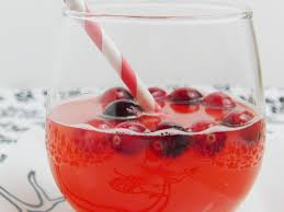 curly kitchen a holiday cranberry cocktail and cranberry