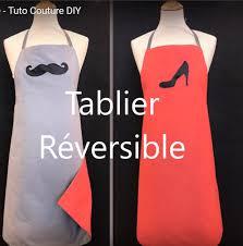comment faire un tablier de cuisine tutoriel couture gratuit en français vidéo comment coudre un