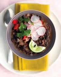 vegetarian chili soup and stew recipes martha stewart