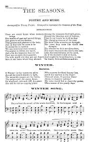 shaker song winter winter song sheet and pdf