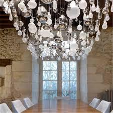 Cafe Pendant Lights Creative Europe Style Spherical Calabash Pendant Light Modern
