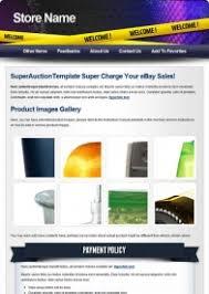 free ebay auction templates free ebay templates superauctiontemplate com u2013 premium
