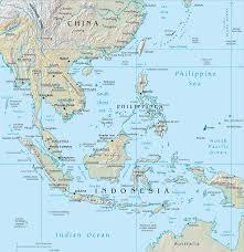 East Asia Map South East Asia Map South East Asia Map Mantralingua Com Places