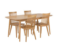 Argos Garden Table And Chairs Ashdon Wood Table And Mid Back Chairs 141 94 Hartwell Dining