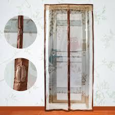 magic mesh garage door magic door screen u0026 as seen on tv magic mesh magnetic screen door