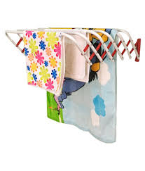 Wall Mounted Cloth Dryer Synergy Wall Mounted Cloth Dryer Clothes Drying Stand 6 Rods