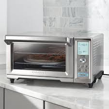 Can You Put Aluminum Foil In Toaster Oven Cuisinart Toaster Oven Broiler Tob 40n Crate And Barrel