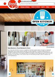 Food Network The Kitchen Recipe The Kitchen Of Food Network Chef Bob Blumer Q Blog Wedding