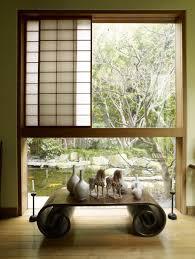 modern interior design with nature view stunning modern japanese