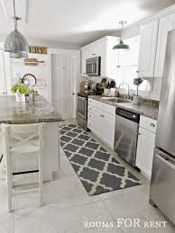 Neutral Kitchen Ideas - charming neutral kitchen rugs 25 best ideas about kitchen runner