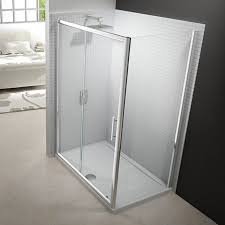 merlyn 6 series 1500mm sliding shower door