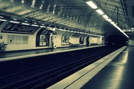 Paris Train And Metro Map by Chasing Phantoms Of The Paris Metro