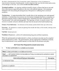 patent us20050202383 advance care plan google patents