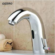 touch free faucets kitchen touch free faucet kitchen brikon co