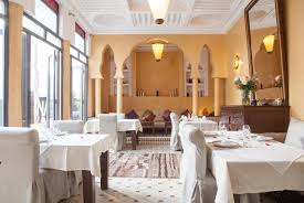 Salle A Manger Complete by Riad Yasmine Marrakech Morocco