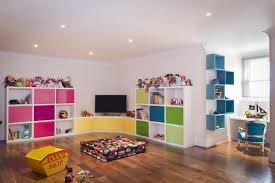 great large decorating playroom ideas cupboard and play racks