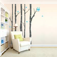 Fabric Wall Decals For Nursery Bird Wall Decals For Nursery Wall Ideas Decorative Fabric Wall