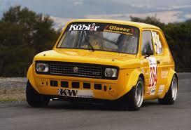 montecarlo 78 col de perty cars pinterest fiat rally car