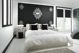 Black Feature Wall In Bedroom C U0026j Creating A Miracle In Black And White Toronto Star