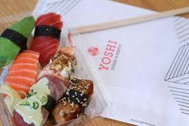 yoshi japanese cuisine yoshi sushi bento