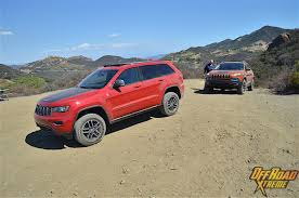 baja jeep grand cherokee time on the trail with the 2017 jeep grand cherokee trailhawk
