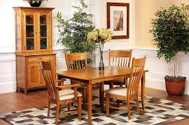 Shaker Dining Room Chairs The Amish Home Furniture Gallery English Shaker Dining Room Furniture