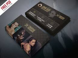free business card templates for photographers fashion photographer business card template free psd