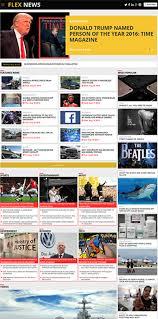 newspaper software online newspaper website template magazine
