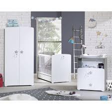 chambre bébé alinea chambre bebe trio nao lit 60x120cm commode armoire baby alinea le