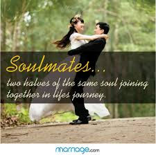 wedding quotes journey soulmates two halves of the marriage quotes