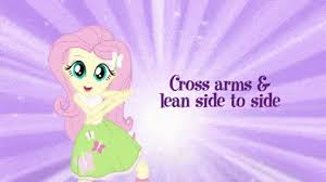 Lean Socks 947040 Animated Clothes Eg Stomp Equestria Girls Fluttershy