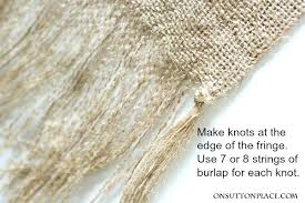 how to make burlap table runners for round tables burlap table runner with lace how to make burlap table runners for