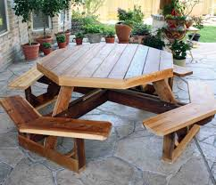 table beautiful octagon patio table beautiful outdoor furniture